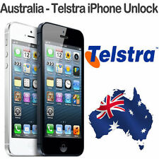 TELSTRA AUSTRALIA IPHONE UNLOCK SERVICE 100%