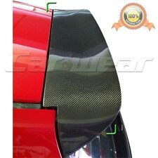 Carbon Fiber Rear Spoiler Wing for 1992-95 Honda Civic EG EG6 JDM Hatch 3D Spn