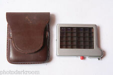 Leica Meter Grid Panel Cell with Case - Untested - SN43634 - Germany - USED V842
