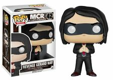 Funko Pop Rocks My Chemical Romance - Revenge Gerard Way Vinyl Action Figure Toy