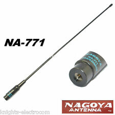 NAGOYA NA-771 SMA Maschio 2m 70 Dual Band High Gain Antenna portatile na771