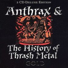 Anthrax and the History of Thrash Metal, Various Artists, Excellent