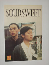 SOURSWEET - Mike Newell- Sylvia Chang