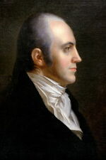 New 5x7 Photo: U.S. Vice President, Army Officer and Founder Aaron Burr