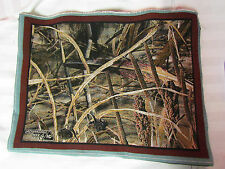 Advantage Max-4 HD Camouflage Camo Tapestry Fabric Pillow top Placemat 4 Panels