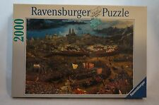 Ravensburger Vintage 2002 Puzzle Alexander Battle Town and Camp 2000 pieces
