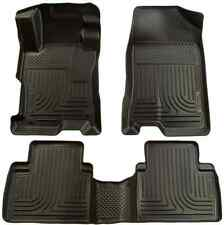 For 07-12 Nissan Altima Sedan Husky WeatherBeater Floor Liners Front/Rear