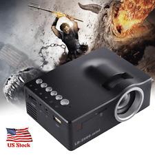 1080P 5000 Lumens Projector Home Theater Cinema LED/LCD HDMI VGA AV TV VGA HD