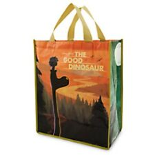 BNWT THE GOOD DINOSAUR TOTE REUSABLE SHOPPING BAG DISNEY STORE ARLO PIXAR