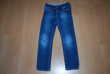 MEGA SCHÖNE & COOLE~H&M~HELLO KITTY~JEANS HOSE RÖHRE~116 122 128~Strass-Kitty~@@