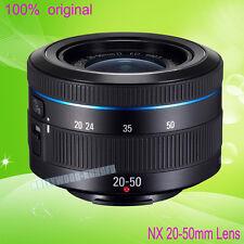 100% Original Samsung S2050BNB NX 20-50mm F3.5-5.6 ED II i-Function Lens NX30