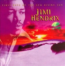Hendrix,Jimi First Rays of the New Rising Sun CD
