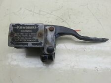 1984 KAWASAKI ZX550 GPZ FRONT BRAKE MASTER CYLINDER **FOR PARTS ONLY**!! (SHP)