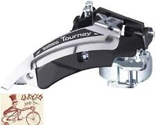 SHIMANO TOURNEY TX51 6/7-SPEED TRIPLE TOP SWING FRONT DERAILLEUR--NO PACKAGE