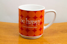 Room Creative - Be Happy (It Drives People Crazy) Extra Large Coffee Soup Mug
