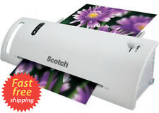 Scotch 2 Thermal Laminator Roller System Laminating New Fast Shipping