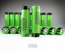 4 pcs Original Li-ion Japan Panasonic NCR18650B 3.7V 3400mAH Lithium Ion Battery