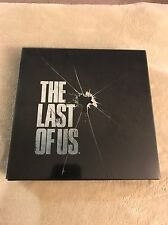 The Last Of Us Extremely Rare Press Kit Brand New Mint!!! Only 2505 Made Htf