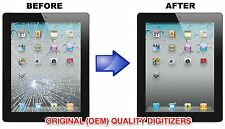 Apple iPad 2 A1395 A1397 A1396 Cracked Digitizer Screen Glass FASTRepair Service
