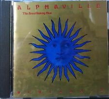 Alphaville - The Breathtaking Blue (CD, 1989, Atlantic, USA)