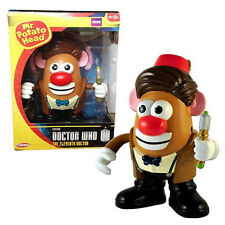 Doctor Who Eleventh Doctor Mr. Potato Head Figure NEW Toys Dr. Wave Seven Mister
