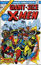 GIANT-SIZE X-MEN #1 GOLD-STAMP-VARIANT limited GERMAN REPRINT