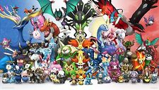 Pokemon - Beautiful - Huge Poster  22 inch x 34 inch  ( Fast Shipping )  in Tube