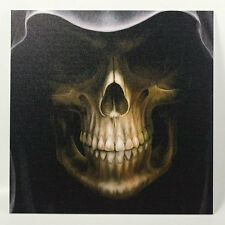 "Infused Kydex Grim Reaper Skull Print 7.5"" X 7.5"" Sheet FREE SHIPPING"