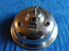 Pewter Inkwell Williamsburg Restoration Stieff Pewter #CW-78-21