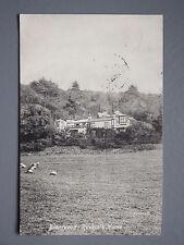 R&L Postcard: Brantwood, John Ruskin Home, Coniston Water Cumbria 1914