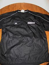 MICHIGAN SPORTS ACADEMY large jacket polyester Adidas embroidery pullover