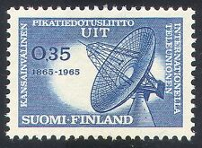 Finland 1965 ITU-UIT/Communication/Telecommunications/Radio Dish 1v (n40961)