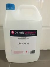 100% Pure ACETONE Salon Quality - gel polish -Posts to Brisbane only! - 5 Litre