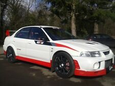 "RALLIART"" CURVO stile"" STRIPE Kit Evo 4 5 6 7 8 9"