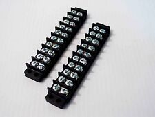 MAGNUM TB100-10 TA Terminal 10-Position Dual Row Strip 20 AMP