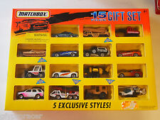 Matchbox 15 PACK FORD LTD POLICE MISSION CHOPPER EXCLUSIVE STYLES