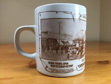 Moose Jaw Robin Hoods Baseball 1910 Opening Day Tribute Coffee Mug Cup Geno's