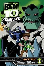 Ben 10 Omniverse: Ghost Ship-ExLibrary