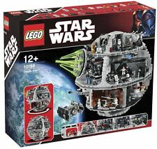 Lego star wars ucs death star 10188-brand new & sealed