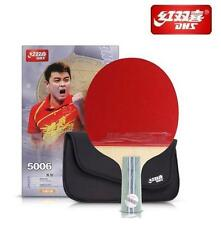 DHS 5 Star Table Tennis PING PONG Racket 5006 - CS PenHold / SHORT Handle Paddle