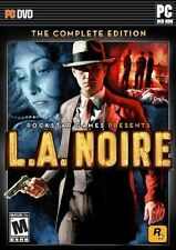 L.A. Noire: The Complete Edition PC STEAM key [Region-Free] Digital Download.