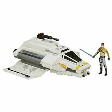Star Wars Rebels: THE PHANTOM Attack Shuttle Vehicle with KANAN JARRUS Figure