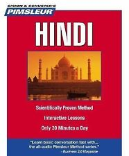Pimsleur Hindi: Learn to Speak and Understand Hindi with Pimsleur Language Progr