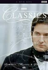 BBC CLASSICS : NORTH & SOUTH/GREAT EXPECTATIONS/HARD TIMES  - DVD - Region 2