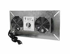 Tjernlund V2D Crawl Space Ventilator with Dehumidistat - Exhaust Fan 220 CFM