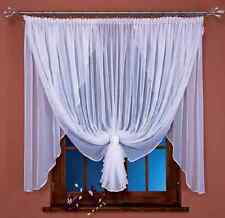 Beautiful White Voile Net Curtain,  Fashion Style , Home Window Decorations