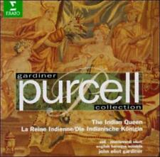Gardiner Purcell Collection - The Indian Queen, , 745099655129, , Acceptable