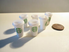 DOLLS HOUSE MINIATURE COFFEE CUP