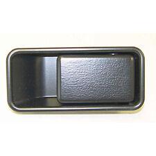 Jeep -TJ Right Door Handle Exterior - Black with Half Doors - 55176548