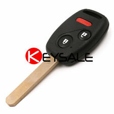 Remote Car Key Fob 8E Chip for  Honda 2007 Fit Sport OUCG8D-380H-A 35111-SLN-305